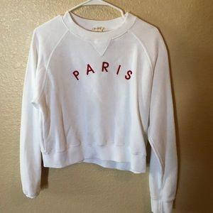 Brandy Melville PARIS sweatshirt